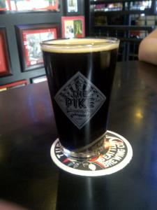 pike brewing pink octopus pink black ink ipa