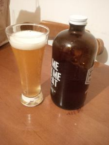 storm brewing gingervitis lager