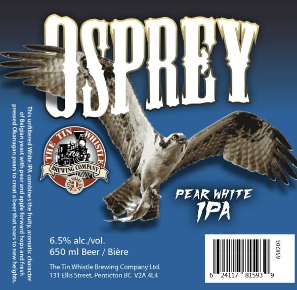 osprey pear white ipa