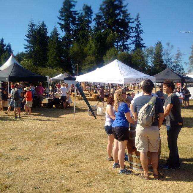 Farmhouse Saison & Wild Ale Festival – Vancouver UBC Mike s Craft