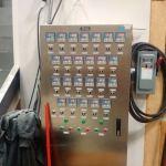 Glycol system panel