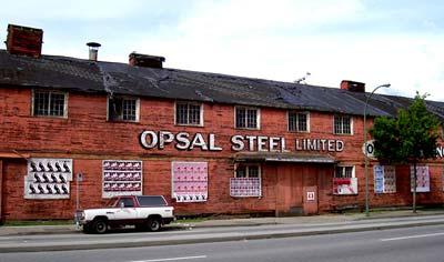 opsal-steel