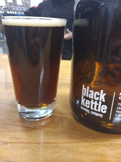black kettle scottish ale