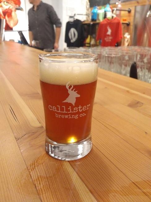 brewery creek le sage belgian amber