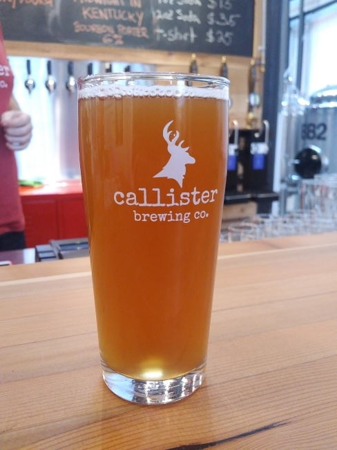 luppolo brewing callister
