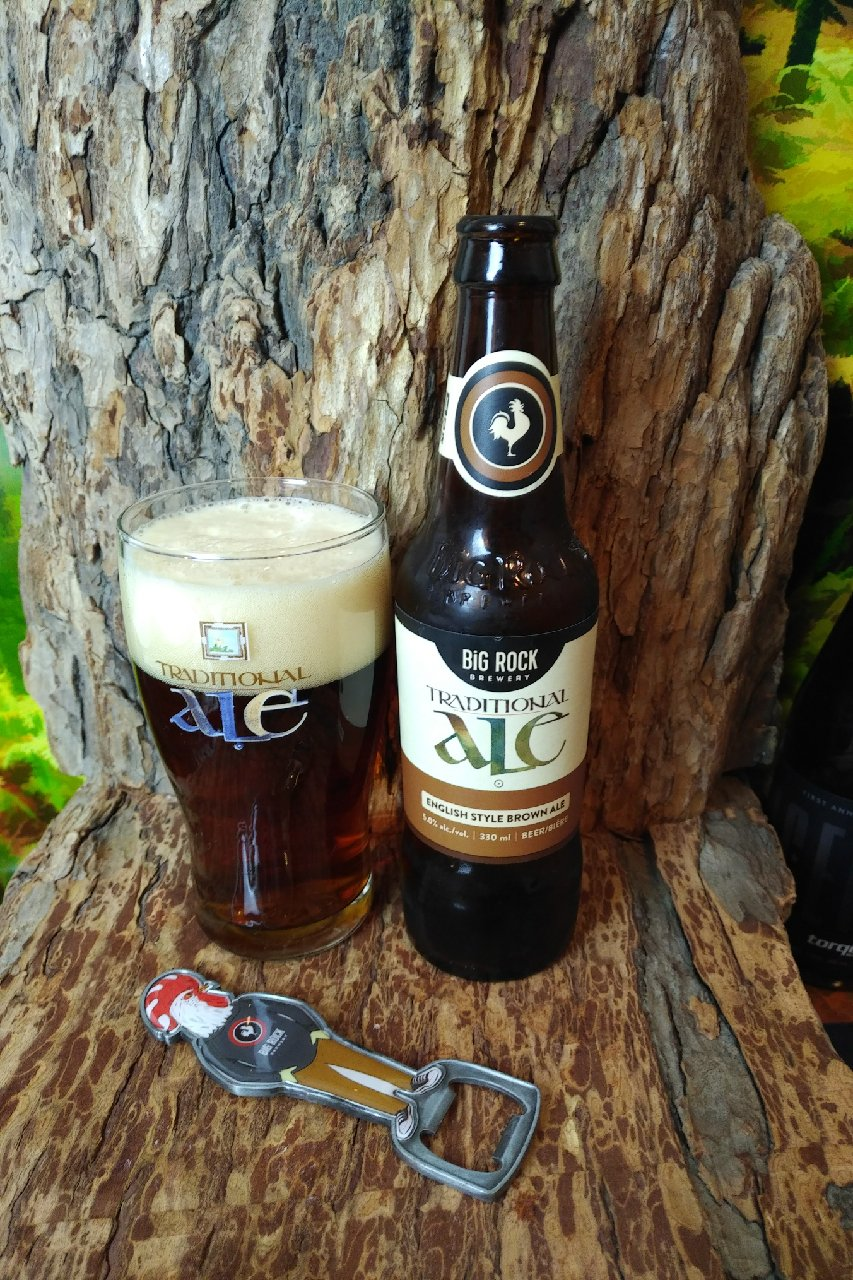 Traditional Ale – Big Rock Brewery « Mike's Craft Beer